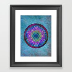 Flower of Life 3 Framed Art Print