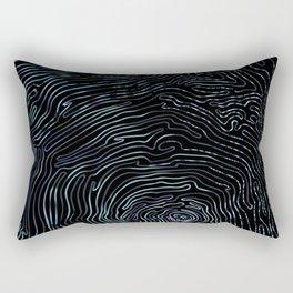 1 continuous line Rectangular Pillow