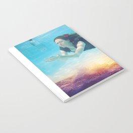 Sunrise Wave Notebook