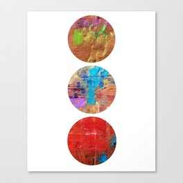 More than gold rings Canvas Print