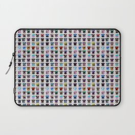 Graphic tshirt collection Laptop Sleeve