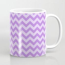 Lavender Moroccan Moods Chevrons Coffee Mug