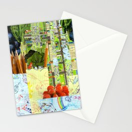 Little Red Fox Stationery Cards