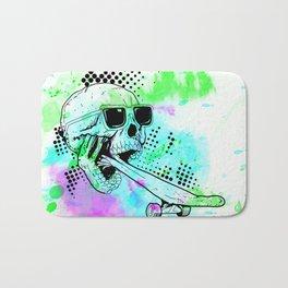 Skater Deadication Bath Mat