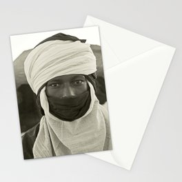 'African pride' - Mohamed from Timbuktu Stationery Cards