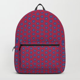 Ruby Mandalas Backpack