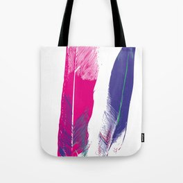 Feathers Tote Bag