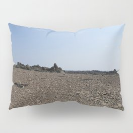 Alien Landscape Pillow Sham