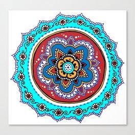 Isfahanapalooza Canvas Print
