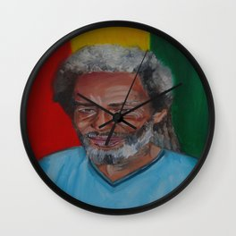 Max Romeo Wall Clock