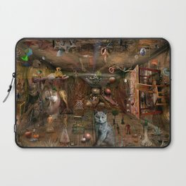 Dream space Chaos Laptop Sleeve