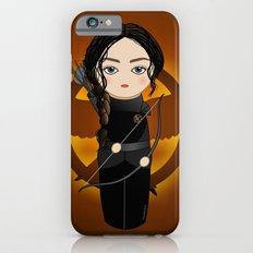 Kokeshi Katniss iPhone 6s Slim Case