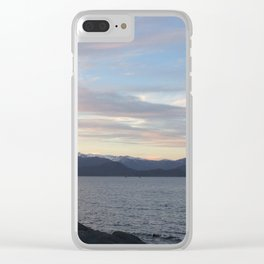 Nahuel Huapi Clear iPhone Case