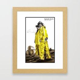 Walt N Jesse Framed Art Print