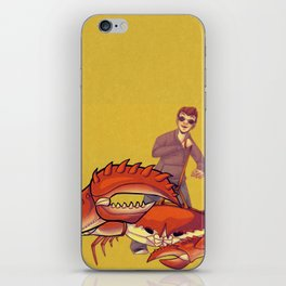The Crab iPhone Skin