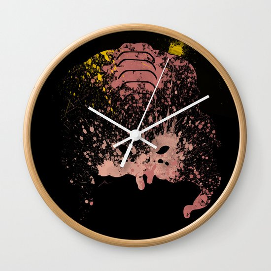 Brainy Wall Clock