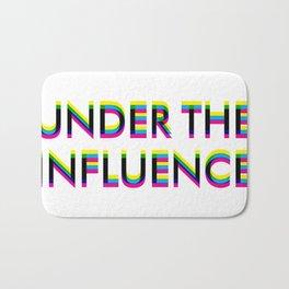 Under The Influence Bath Mat