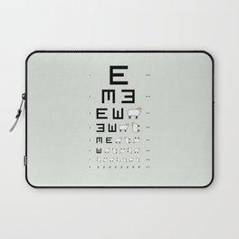 The EWE Chart Laptop Sleeve