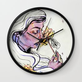 MELODRAMA Wall Clock