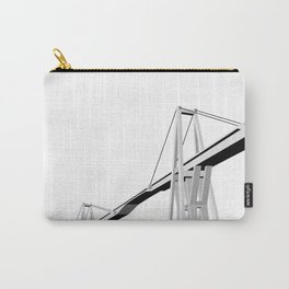 Maracaibo Lake Bridge Carry-All Pouch