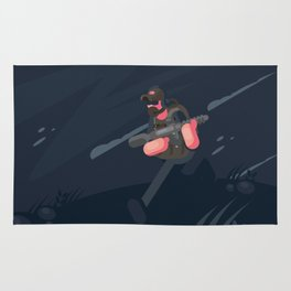 Navy Seal Soldier 2 Rug