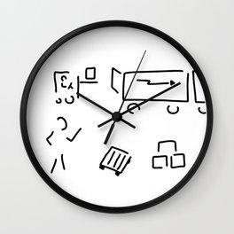 forwarding agent logistics forwarding agency Wall Clock