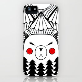Mt. Kuma iPhone Case