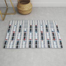 S03-2 - Facade Le Corbusier Rug