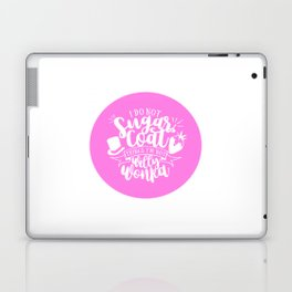 I Do Not Sugar Coat Laptop & iPad Skin