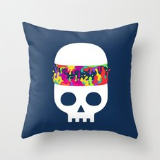 It's What's Inside that Counts Throw Pillow