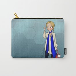 Fast Fashion Carry-All Pouch