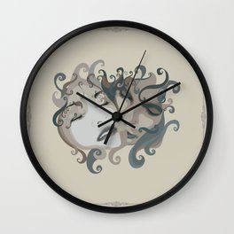 Amour Love Wall Clock