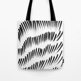 Brushstrokes Tote Bag