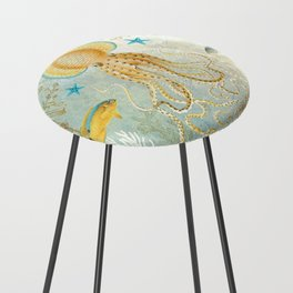 Octopus Counter Stool