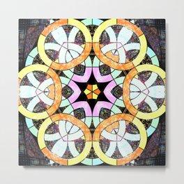 Mandala, 2380h Metal Print