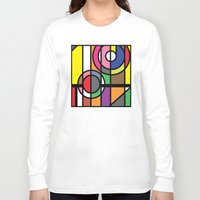window Long Sleeve T-shirts featuring Window by Akehworks