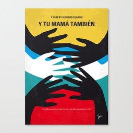 No468 My Y Tu Mama Tambien mmp Canvas Print