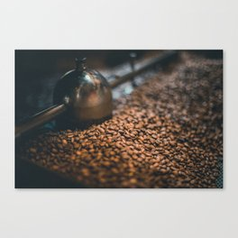Roasted Coffee 4 Canvas Print