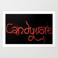 Candyvore Art Print