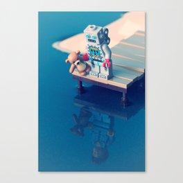 The Dream Canvas Print