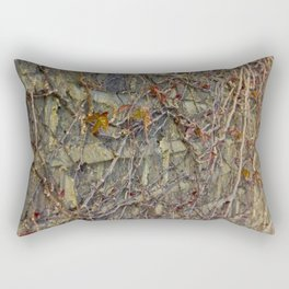 Wall climbers Rectangular Pillow