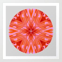 Mandala IV Art Print