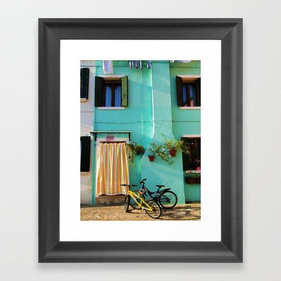For Sale Framed Art Print
