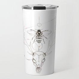 Stellar Skull Travel Mug