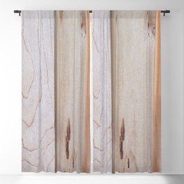 Pine Wood Fence, Boards in a Fence, Pine Boards, Wood Blackout Curtain