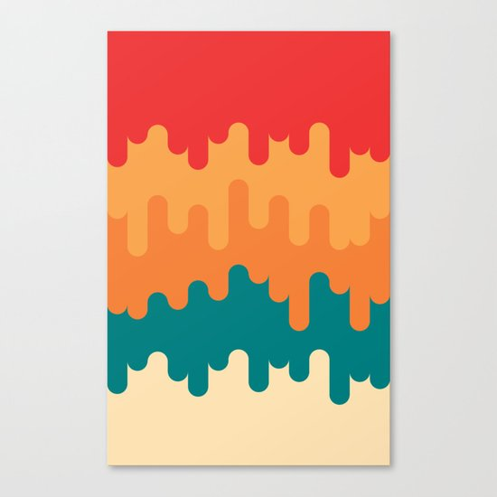 Tasty Canvas Print