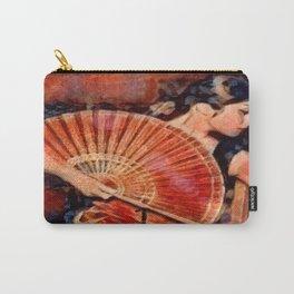 Flamenco Dancer Carry-All Pouch