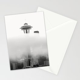 Fog Takeover Stationery Cards