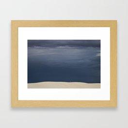 Adventurer Framed Art Print