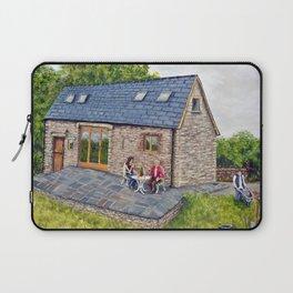 Ferns Barn, Herefordshire Laptop Sleeve